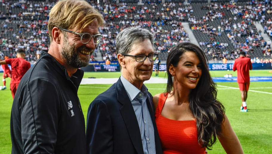 Liverpool Deny Reports That Owner John Henry Has Put Reds Up for