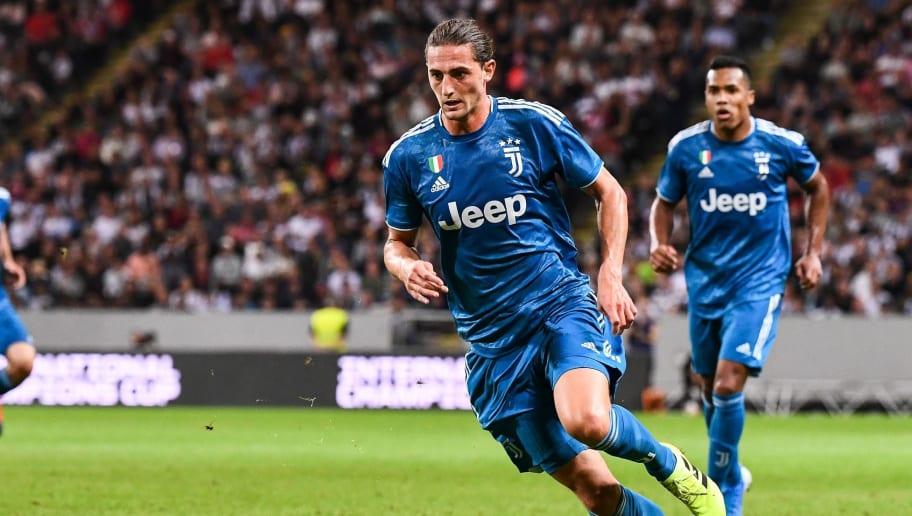 Juventus : Adrien Rabiot encense CR7 et parle de son adaptation