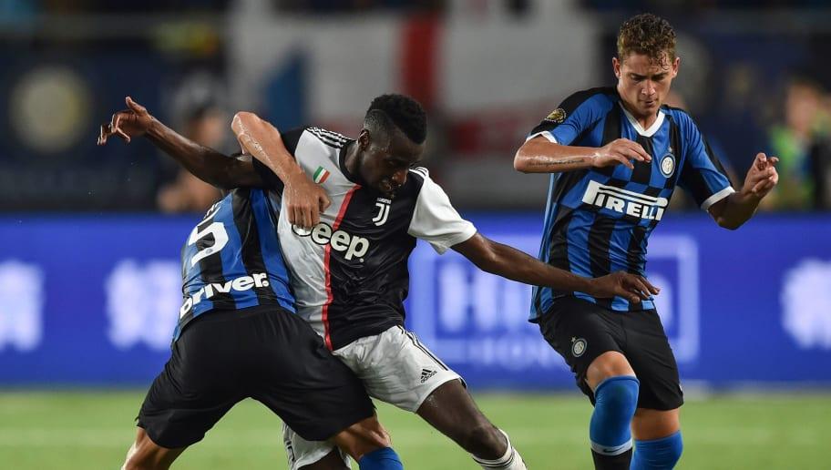 Inter Juventus Orario Dove Vederla In Diretta Tv Streaming Live E Probabili Formazioni 90min