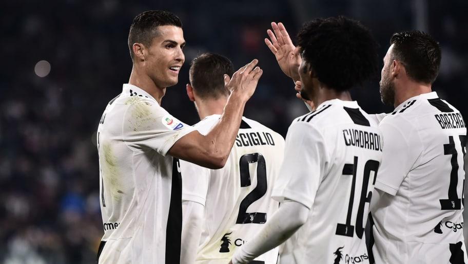 Juventus Cagliari Report Ratings Reaction As Bianconeri Defeat Spirited Rossoblu min