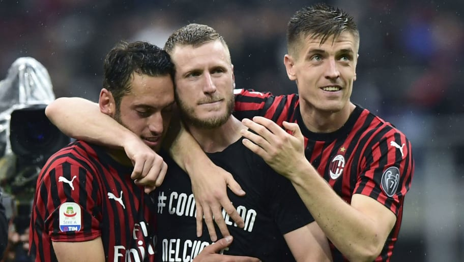 Milan Ask to Be Removed From Next Season's Europa League After Breaching Financial Fair Play Rules