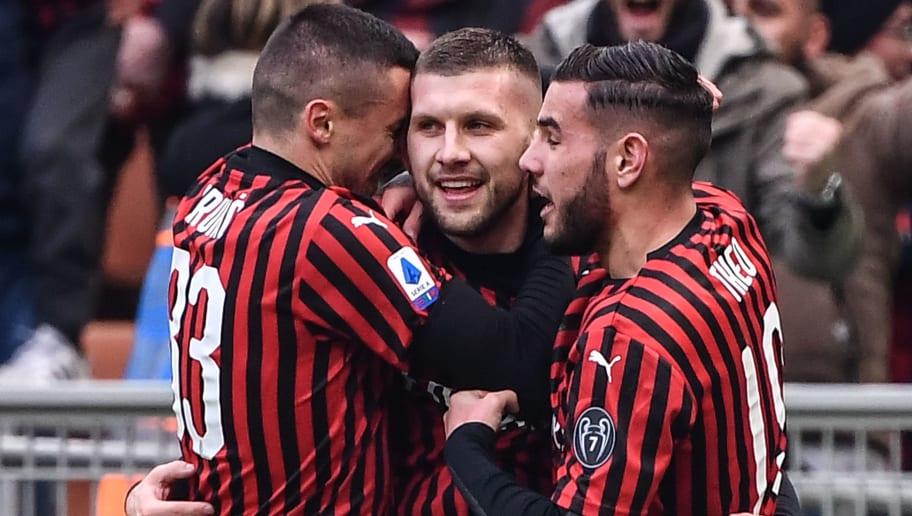 Doppelpack gegen Udinese: Milan feiert Rebic