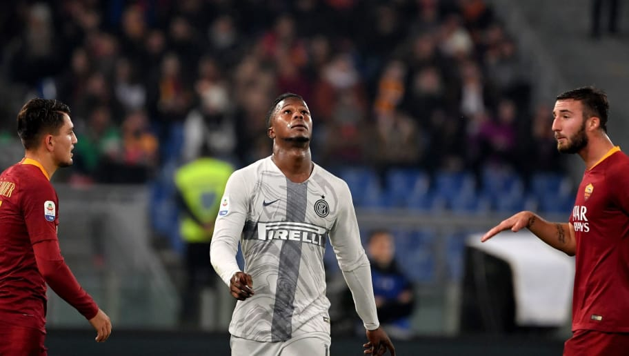 Roma 2 2 Inter Report Ratings Reaction As Nerazzurri Slip To Disappointing Draw 90min