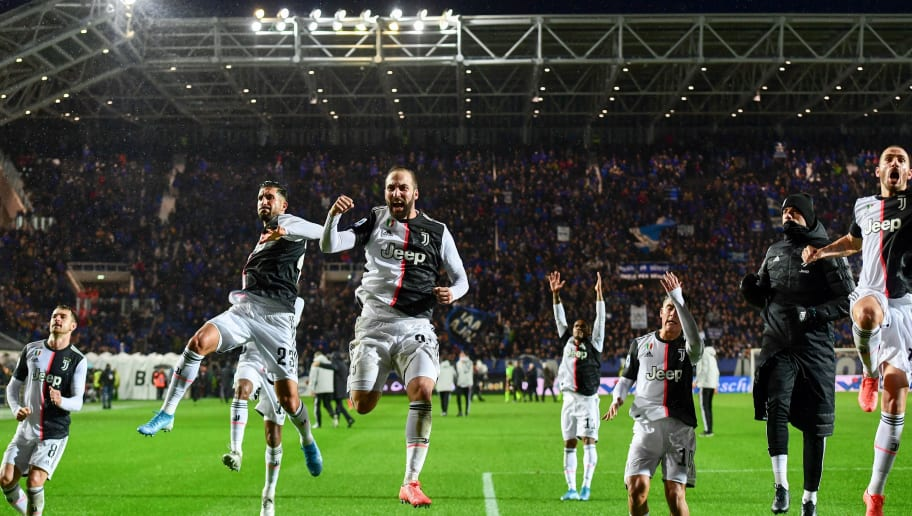 Predicting Juventus Starting Xi For Champions League Clash With Atletico Madrid 90min