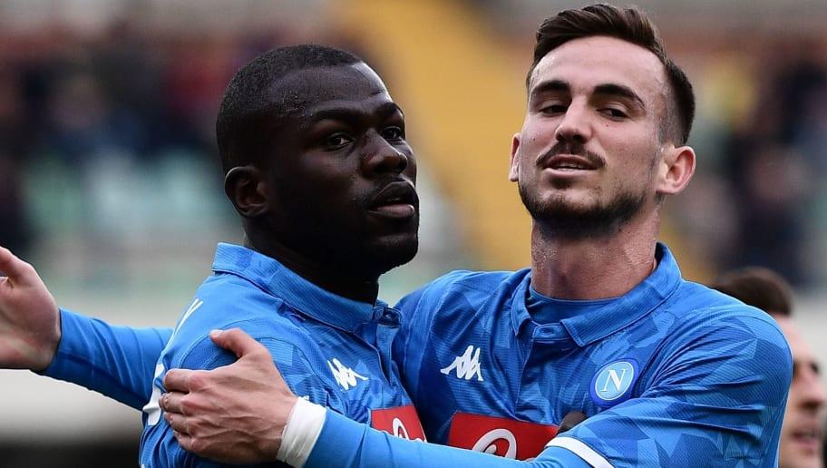 Aurelio De Laurentiis Admits That Napoli May Sell Kalidou Koulibaly And Fabian Ruiz