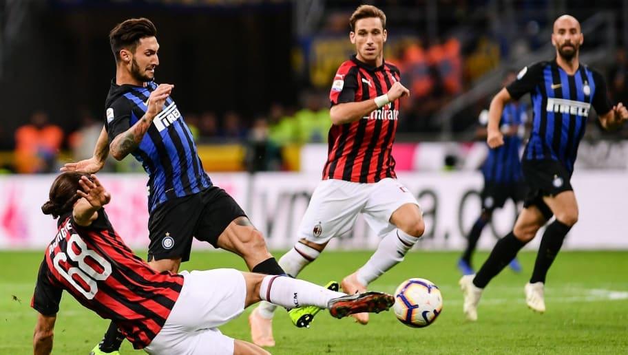 """Kết quả hình ảnh cho Internazionale vs Milan"""""""