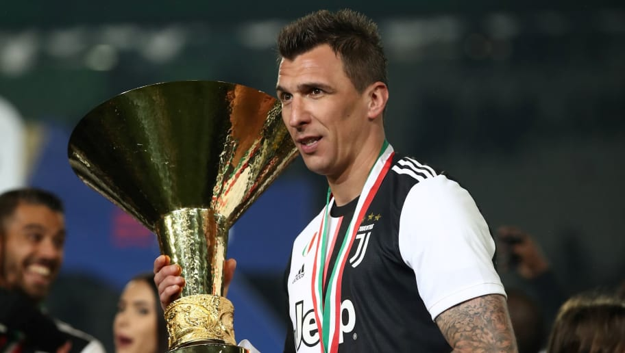 Everton Eyeing Mario Mandzukic as Search for Attacking Reinforcements Continues