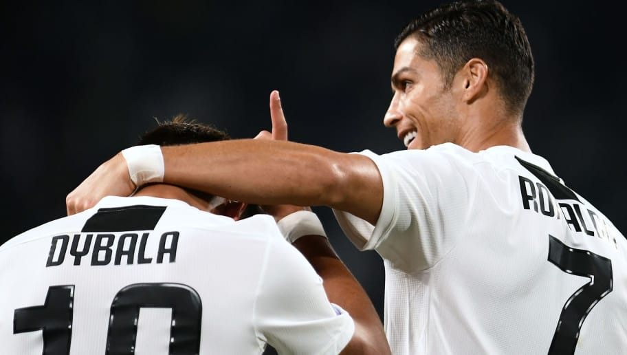 We Don T Play Only For Ronaldo Dybala Lays Out Juventus Mindset