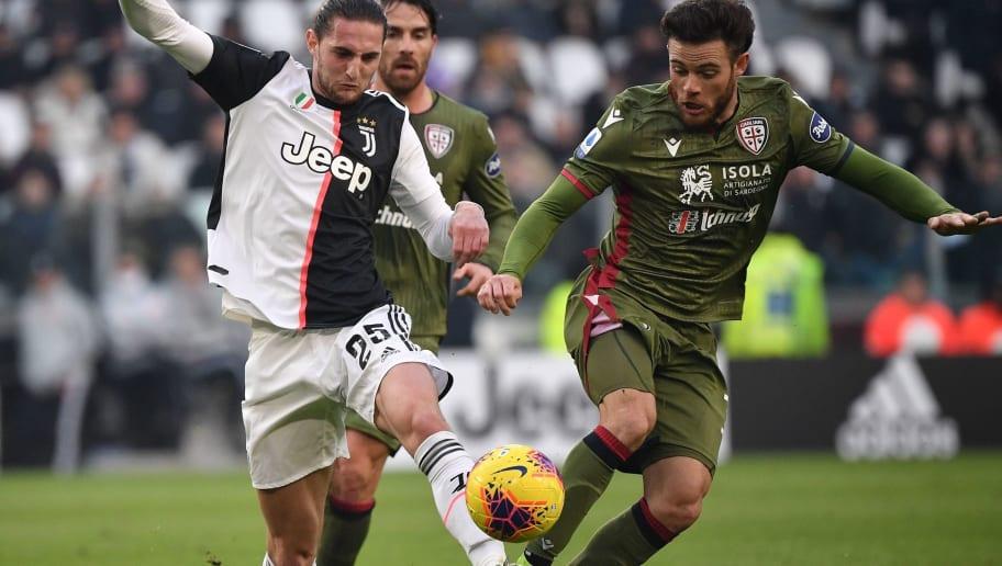 Juventus : Maurizio Sarri fait l'éloge d'Adrien Rabiot