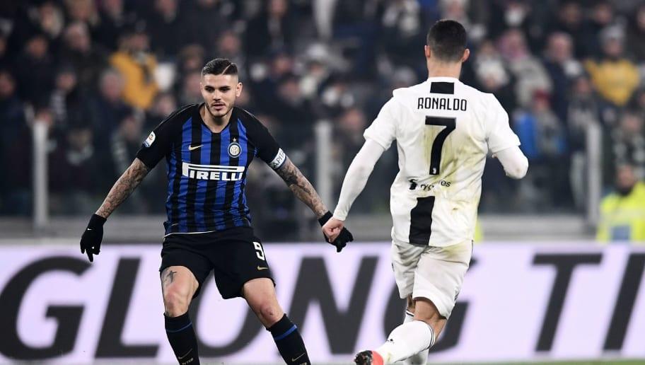 Juventus Inginkan Mauro Icardi Nasib Ronaldo Terancam