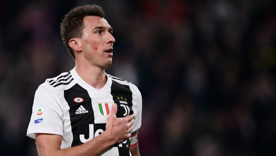 free shipping 5b7af eec75 Mario Mandzukic Set to Be Rewarded With Juventus Contract ...