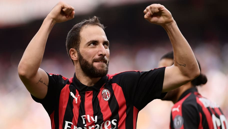 Gonzalo Higuain Set for Chelsea Medical on Friday & Could Make Debut Against Arsenal