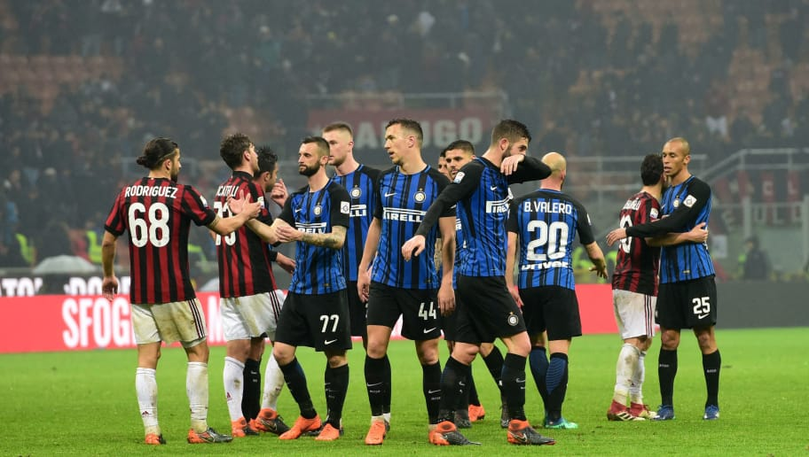 Inter Milan Calendrier.Calendrier Les Affiches A Ne Surtout Pas Rater Cette