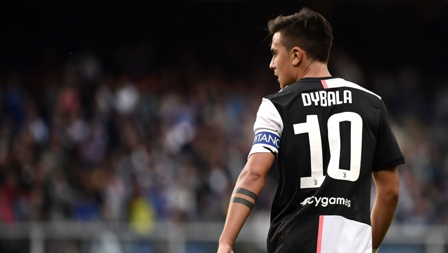 quality design f933a cc670 Tottenham 'Reach Agreement' With Juventus Over Paulo Dybala ...