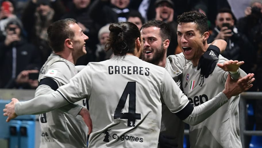 Fbl Ita Seriea Sassuolo Juventus