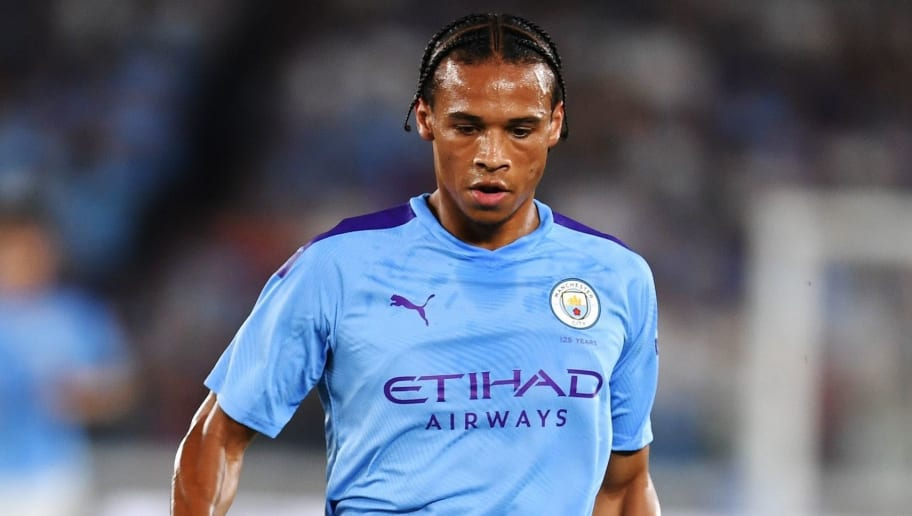 best sneakers b9627 a45d2 Leroy Sane Still Hesitating Over Huge Wage Increase at Man ...