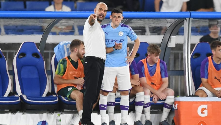 Pep Guardiola Claims Phil Foden Is Worth More Than £450m to Manchester City