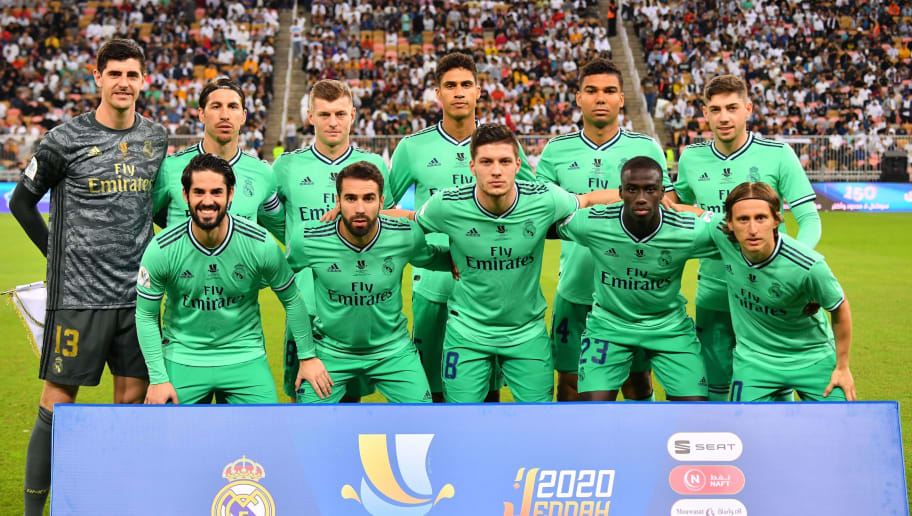 Prediksi Lineup Real Madrid vs Atletico Madrid - Piala ...