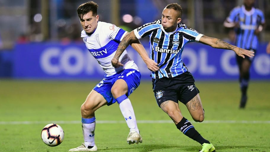 Everton's Move to Arsenal Thrown into Doubt as Gremio 'Receive No Offers' for Winger