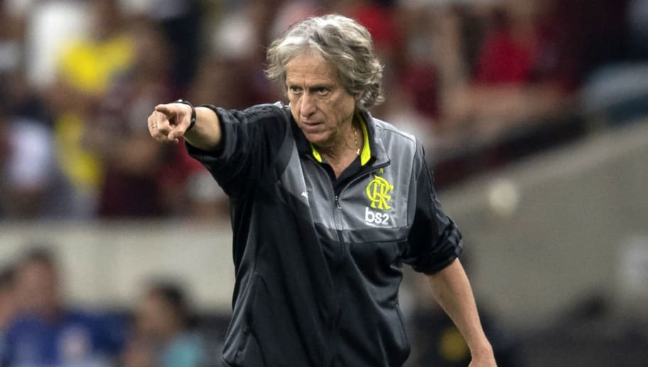Jorge Jesus Reveals He Turned Down Approaches From Newcastle & Chelsea This Summer