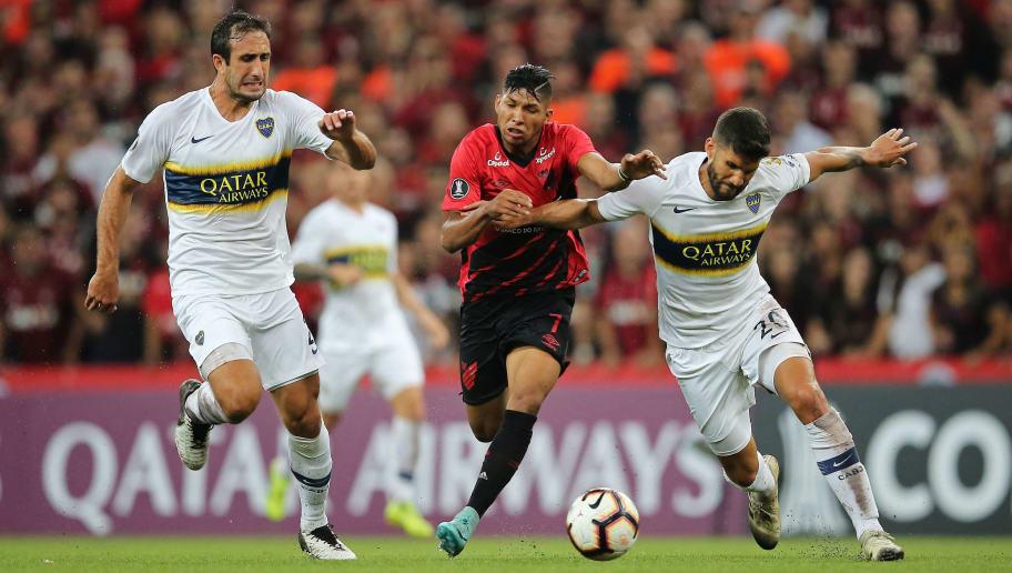 Resultado de imagem para Boca Juniors x Athletico
