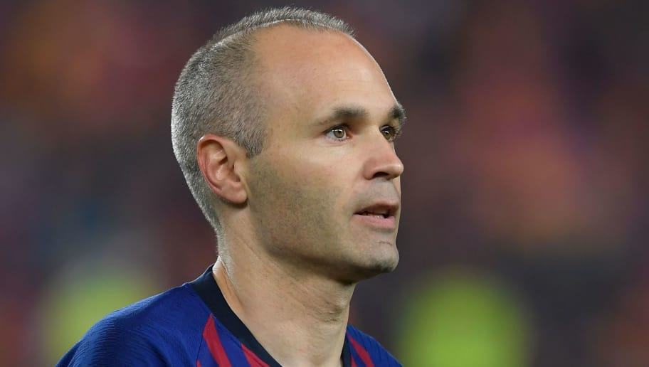 Barcelona Legend Andrés Iniesta Officially Completes Move to