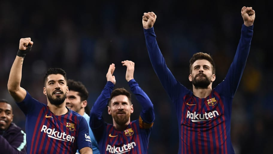 Gerard Pique Admits He Wanted To Make El Clasico A Little Fiercer