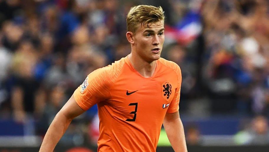 Matthijs de Ligt 'Rejects' Barcelona Despite €75m Agreement With Ajax