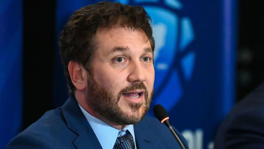 FBL-PARAGUAY-CONMEBOL-LIBERTADOES-FINAL-PRESSER