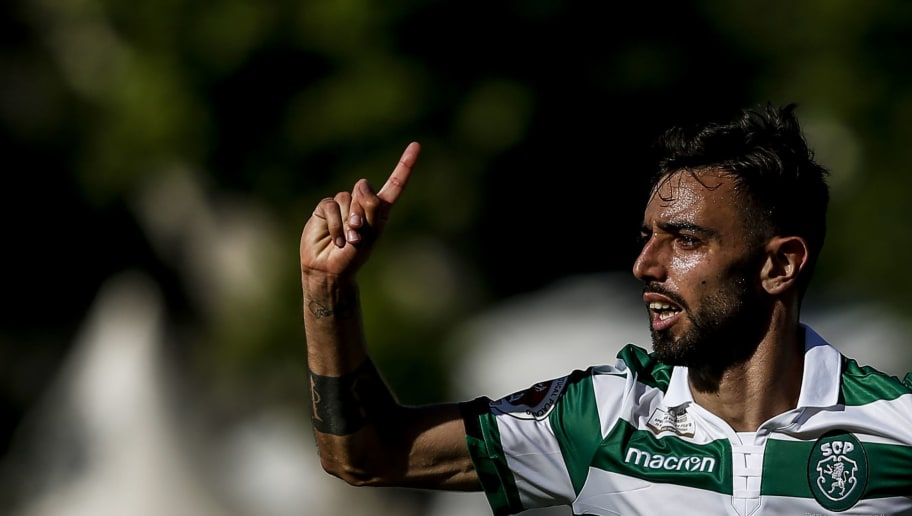 fedd6ee0 Bruno Fernandes Agent Travels to England to 'Hear Proposals' From Man Utd,  Liverpool & Tottenham