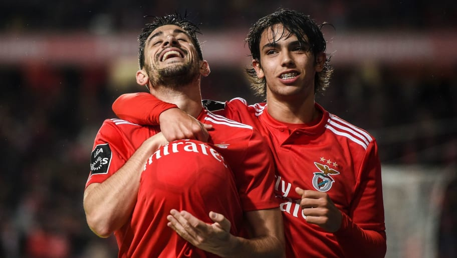 Benfica Sporting Director Admits Club Can't Stop Joao