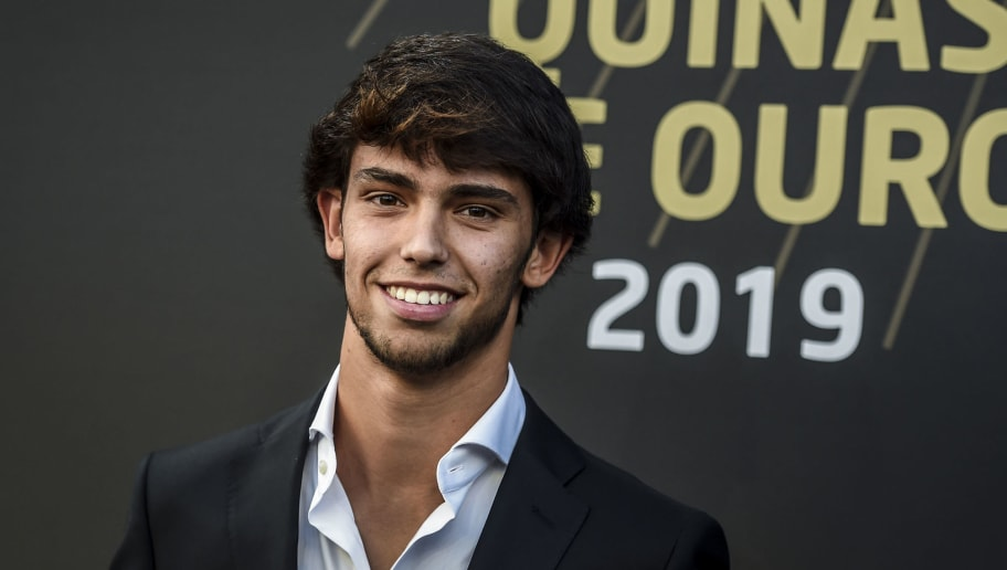Image result for joao felix golden boy