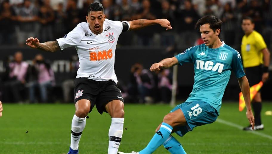 Sob Pressão Corinthians Encara O Racing Em Busca De