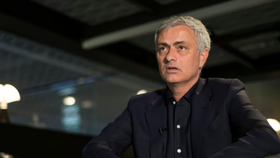 José Mourinho grand favori pour le poste d'entraineur à la Juve