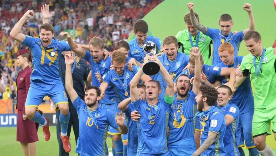 U-20 World Cup 2019: Ukraine Beat South Korea to Be Crowned Champions