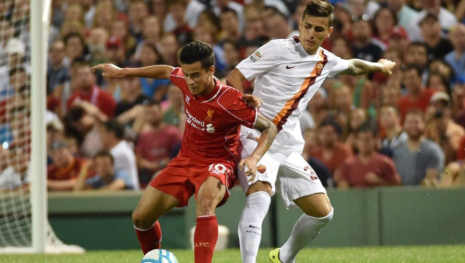 FBL-US-LIVERPOOL-ROMA-FRIENDLY