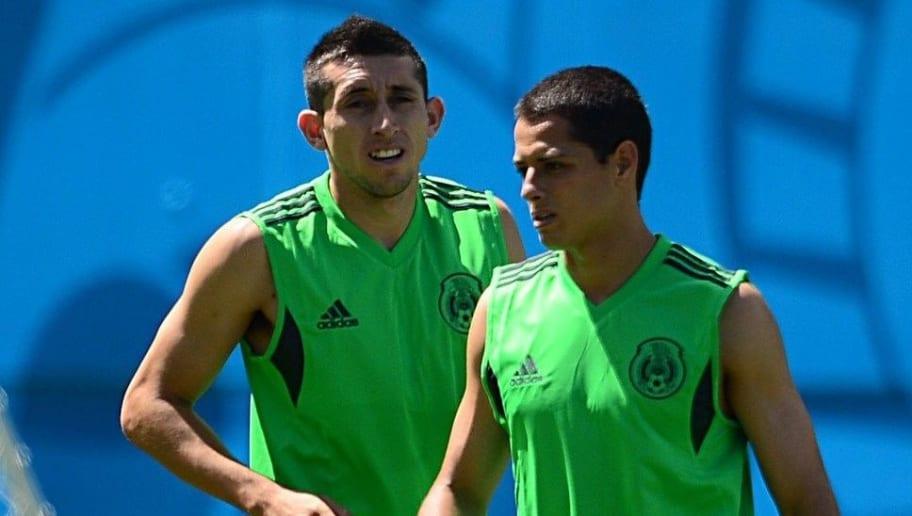 Los posibles sustitutos de Chicharito y Herrera para la Copa Oro | 90min