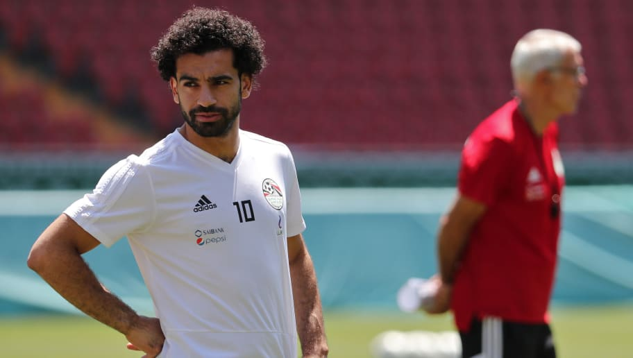 competitive price 2ea7c 56a3c Mohamed Salah to 'Consider Quitting Egypt National Team ...