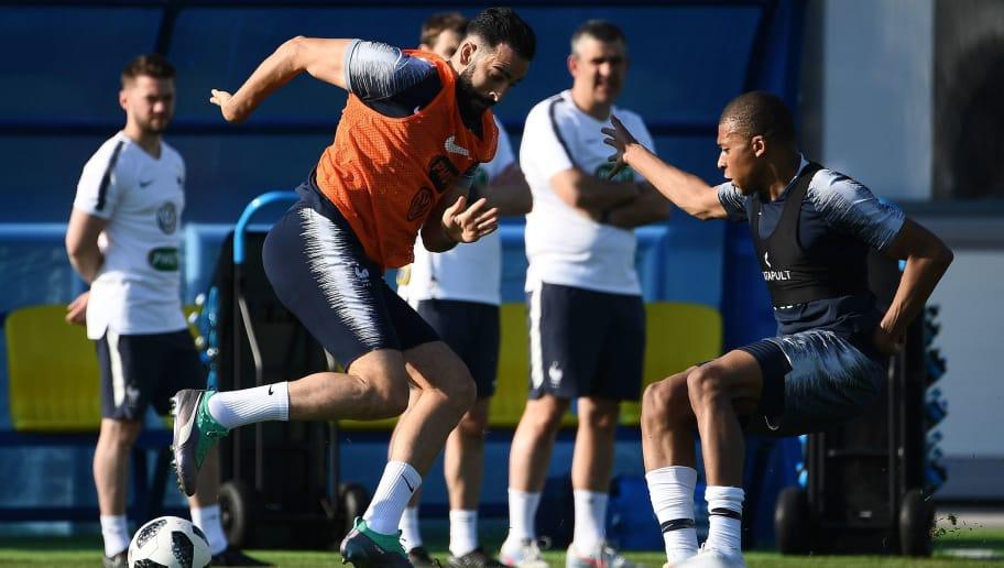 BLEUS : Mbappé évoque le rôle de Rami à la Coupe du Monde