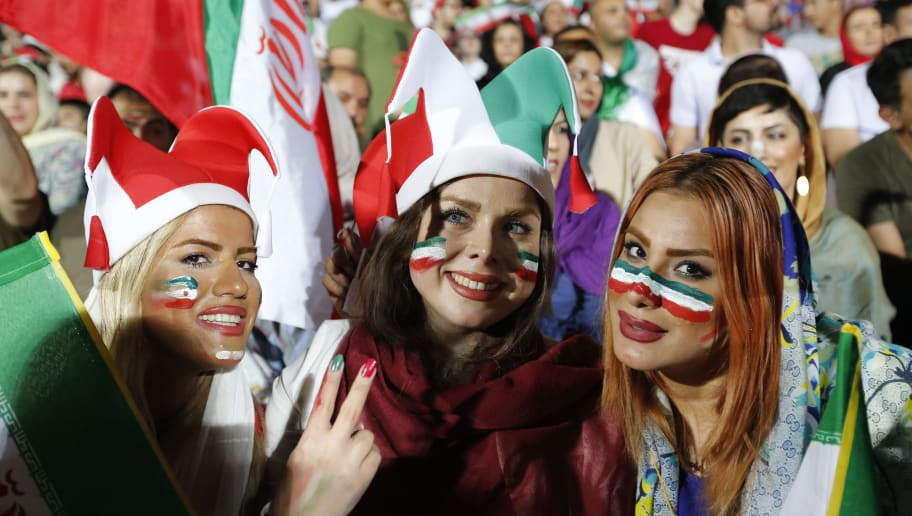 FIFA Informed That Women 'Will Be Allowed to Enter Stadiums' in Iran