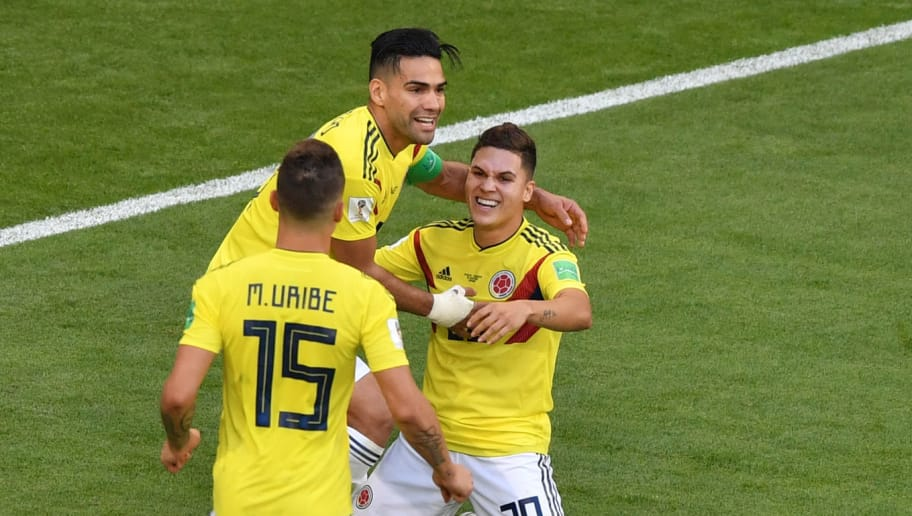 a58ad06f980 Spurs Readying Offer for Colombia Star Juan Quintero After ...