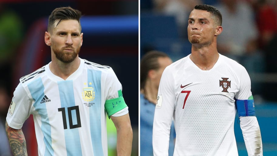 Stats Prove that Cristiano Ronaldo is Twice as Good as Lionel Messi at International Level