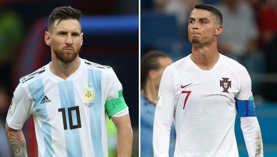 Stats : Messi plus fort que Cristiano Ronaldo en sélection ?