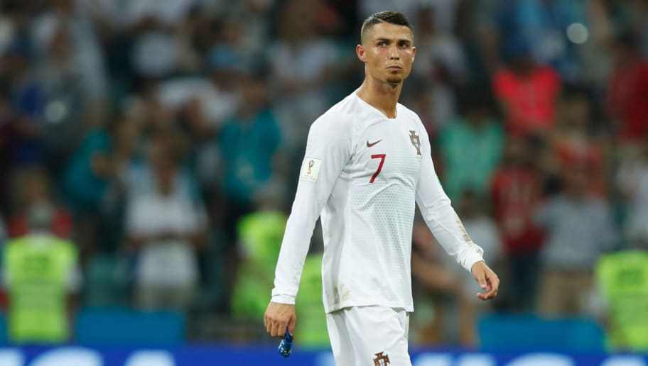 443673eb791cf Cristiano Ronaldo Set to Skip International Champions Cup and Miss Real  Madrid Clash