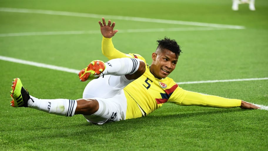 Colombia Midfielder Wilmar Barrios Staying at Boca Juniors Until January Despite Tottenham Interest | 90min