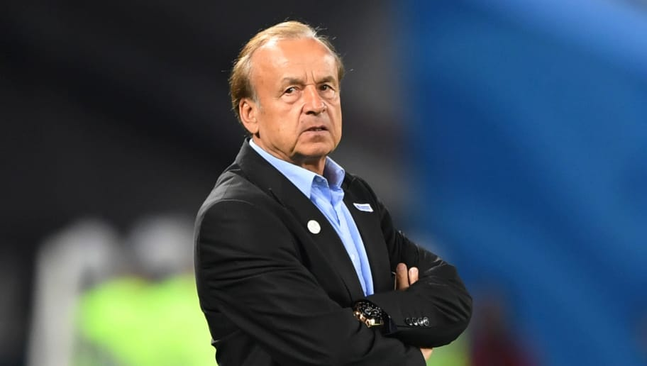 Nigeria Boss Gernot Rohr Defends His Tactical Choices After Poor Display in  Croatia Loss | 90min