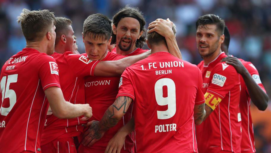 FC Augsburg v 1. FC Union Berlin - Bundesliga