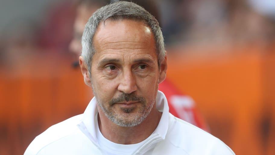Eintracht Frankfurt: Die voraussichtliche Startelf gegen Borussia Dortmund