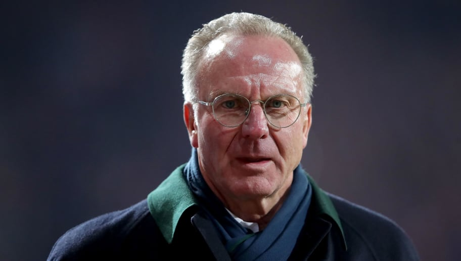 Bayern Munich Chief Karl-Heinz Rummenigge Backs Shake-Up of 'Nonsense' Club World Cup
