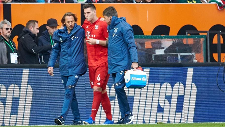 FC Bayern: Der Stand bei Süle und Hernandez